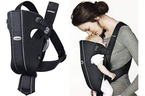 15651cacb99 Baby Bjorn Original Infant Baby Carrier for Front Carry Positions ...