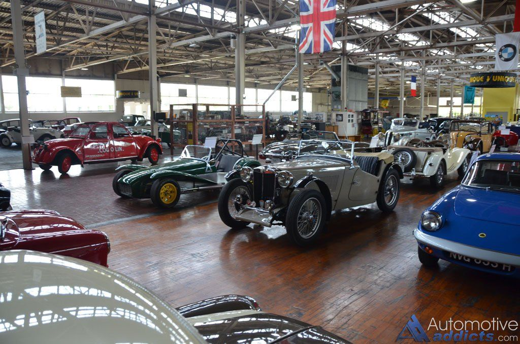 In Pictures: A Visit To The Lane Motor Museum http://www.automotiveaddicts.com/56737/in-pictures-a-visit-to-the-lane-motor-museum