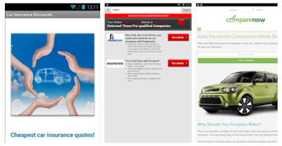 Car Insurance App Easily Find And Compare Car Insurance Quotes On Your Smartphone Auto Insurance Quotes