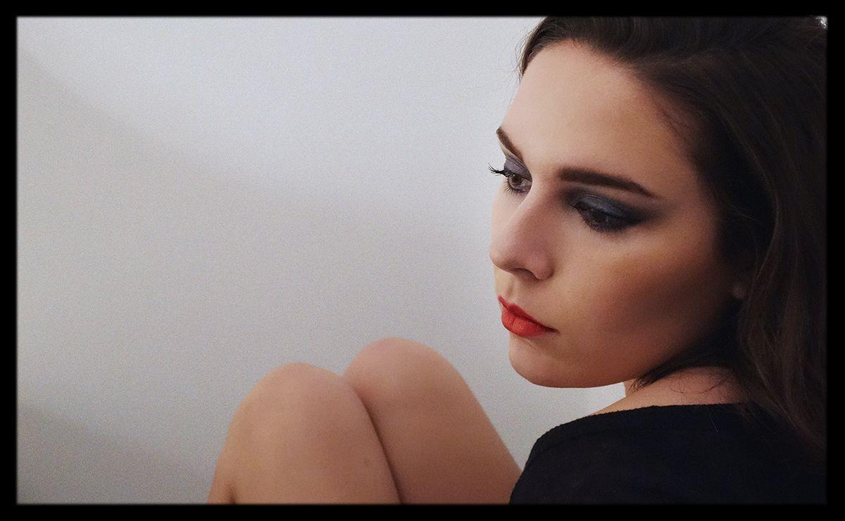 Portrait // Gia Carangi | WildBeautyChild