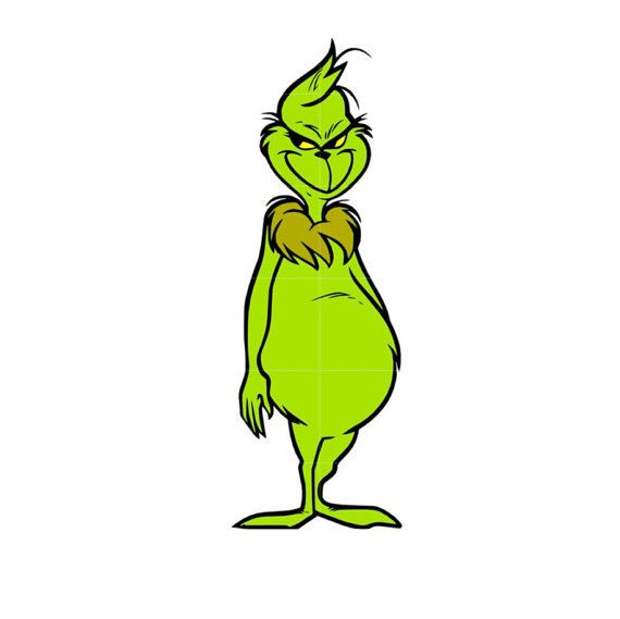 Download SVG STUDIO Dr Seuss The Grinch Scalable Vector by ...