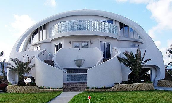 22 Dome House Florida United States Online Architecture Gallery Top 50 Most Amazing Designs