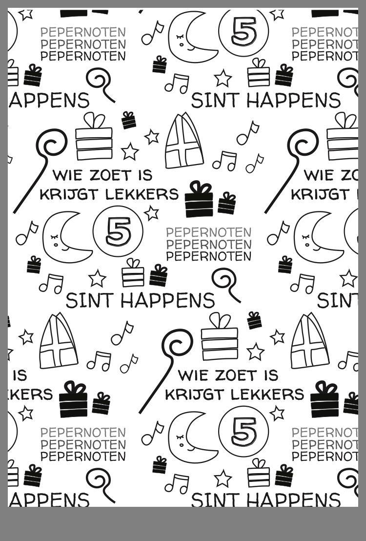 Sinterklaas Knutsel Idee Sinterklaas Knutselen Sinterklaas Sinterklaas