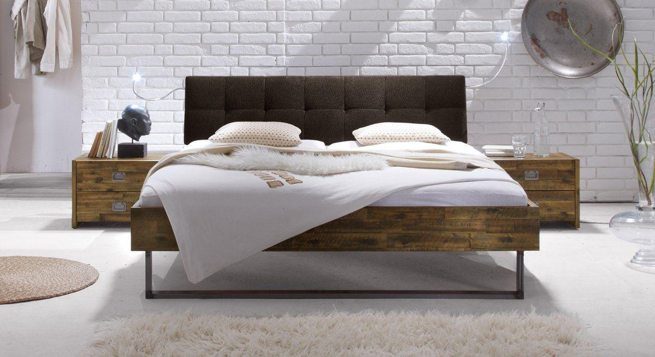Bett Holz Metall Mit Bildung Und Planung Mehrere