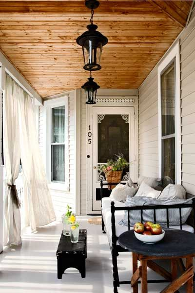 Sunroom Daybed Sleeping Porch