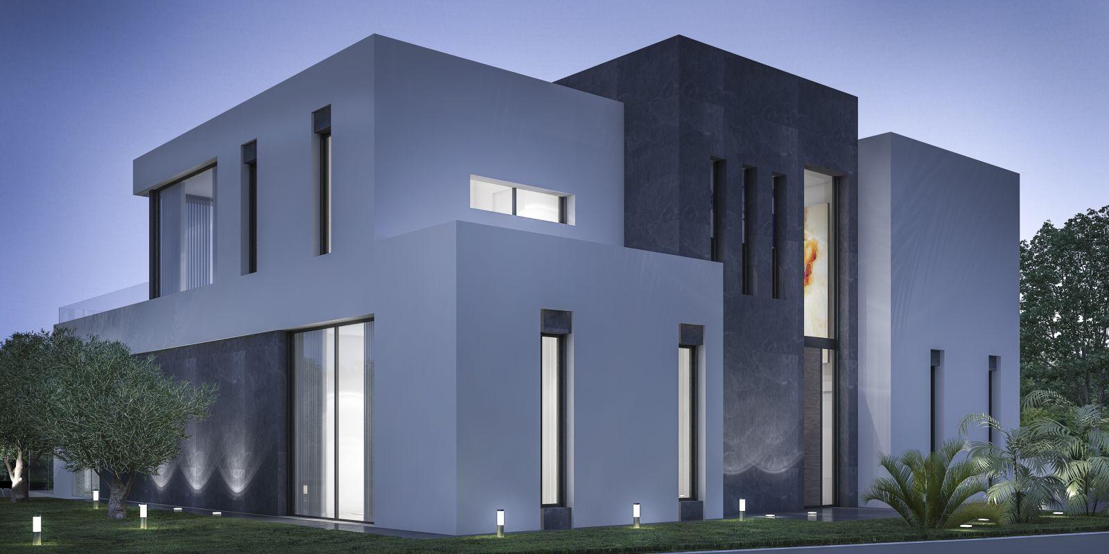 Architettura Case Moderne Idee be spoiled properties, luxury villas javea, new build