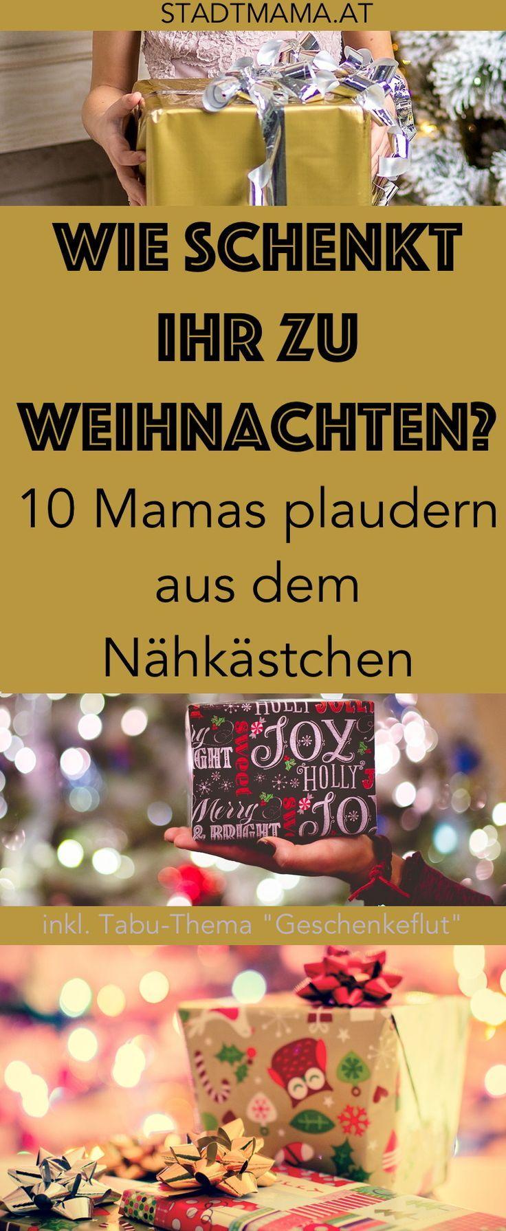 So schenken wir (und andere Eltern) zu Weihnachten | Pinterest ...