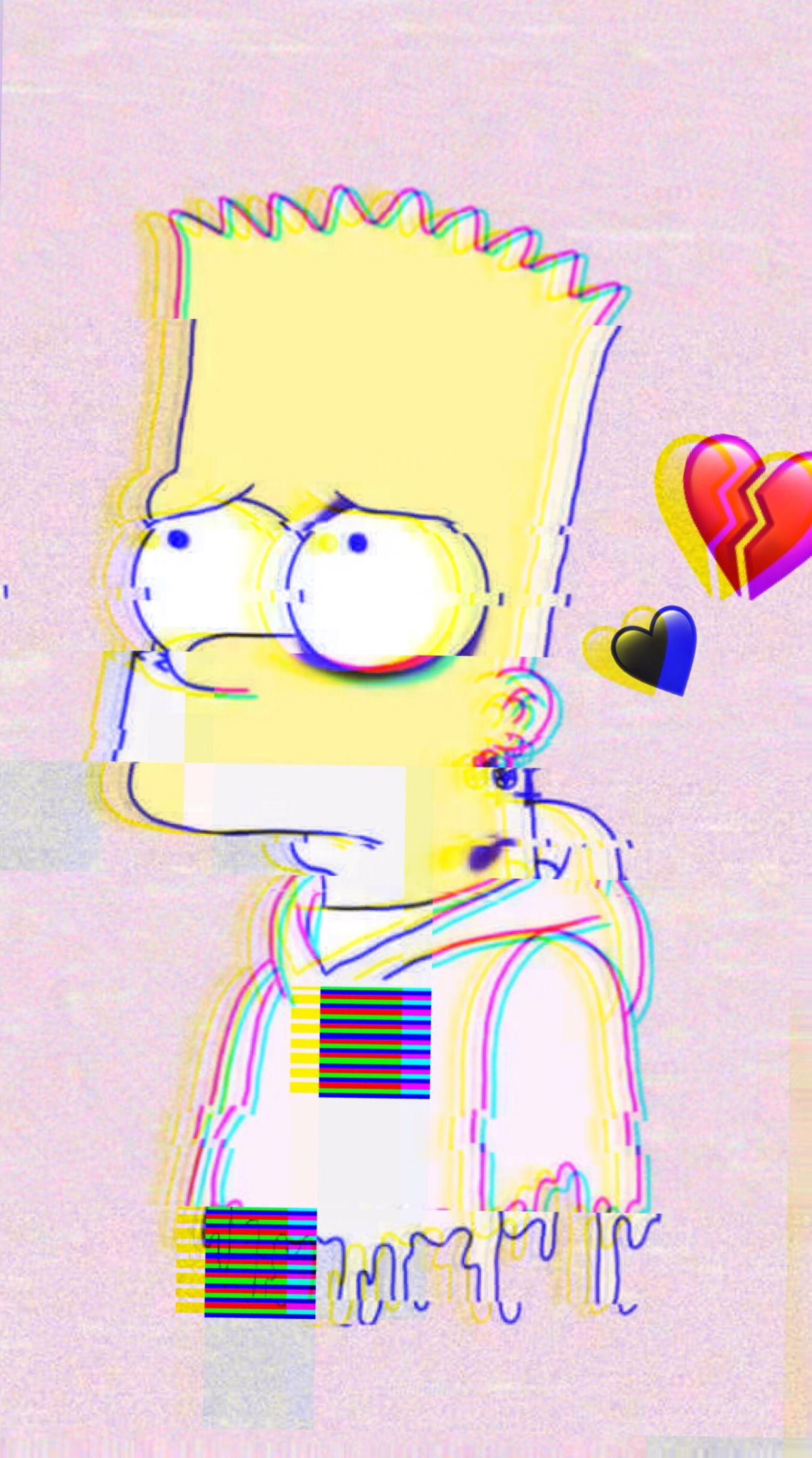 The Simpsons Aesthetic Wallpaper