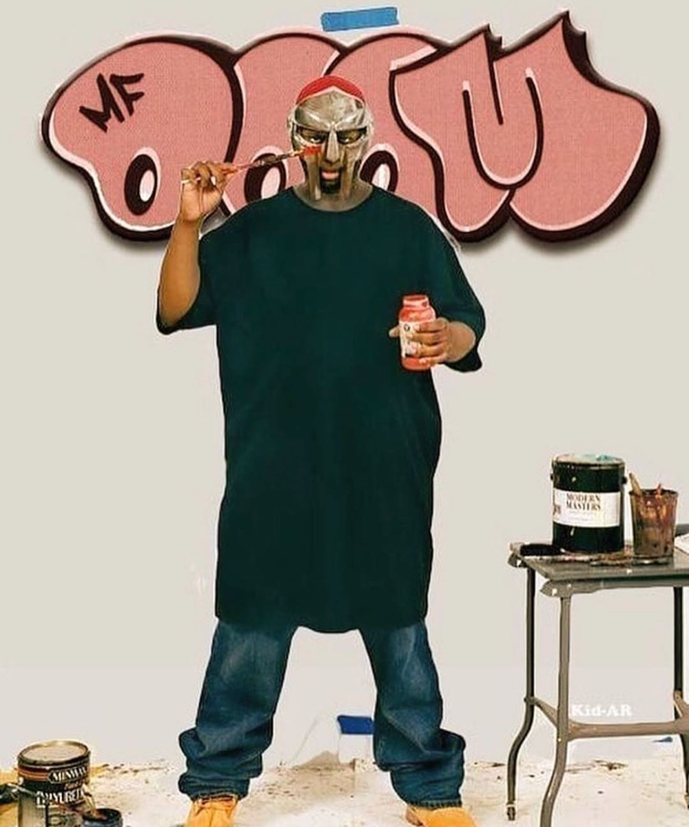 Hip Hop Back In The Day On Instagram Mf Doom What Are Your Fav Tracks Holla Mfdoom Hiphop 90s 90shiphop Hiphophead Hhbi Mf Doom Hip Hop Culture Doom