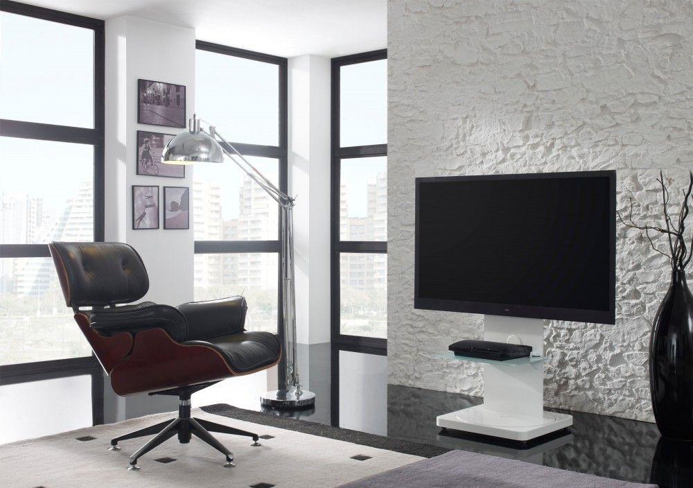 Puremounts Tv Standfuss Pm 101 360 Schwenkbar Hohenverstellbar Fur Fernseher Bis 65 Zoll 165cm Vesa 200x200 Bis 600x400 Wohnen Tv Mobel Home Deko