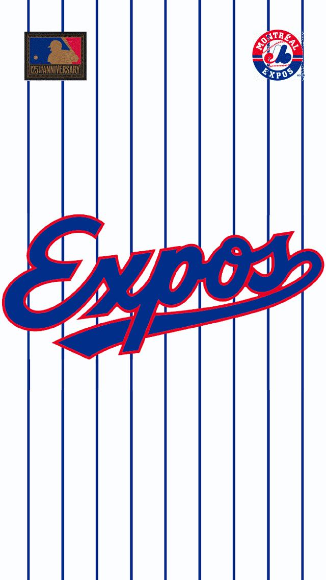 Montreal Expos 1994 Expos Logo Expos Baseball Wallpaper