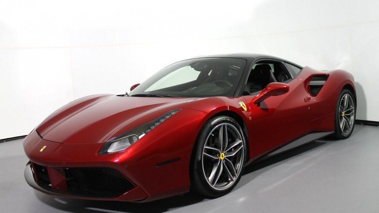 8 Ferrari 8 Gtb Redesign And Concept With Images Ferrari