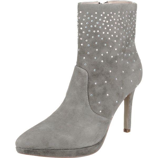 7264452519 BUFFALO Stiefeletten grau #schuhe #fashion #shoes #stiefel #stiefeletten