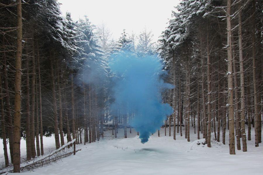 Art & Lair: Filippo Minelli - The Art of Smoke