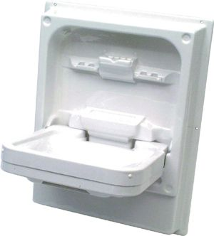 Cleo Tip Up Sink Folding Vanity Basin For Caravans And