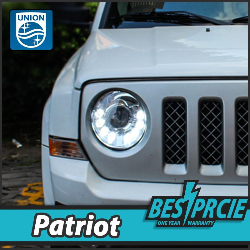 Union Car Styling For Jeep Patriot Headlights 2013 2015 Patriot