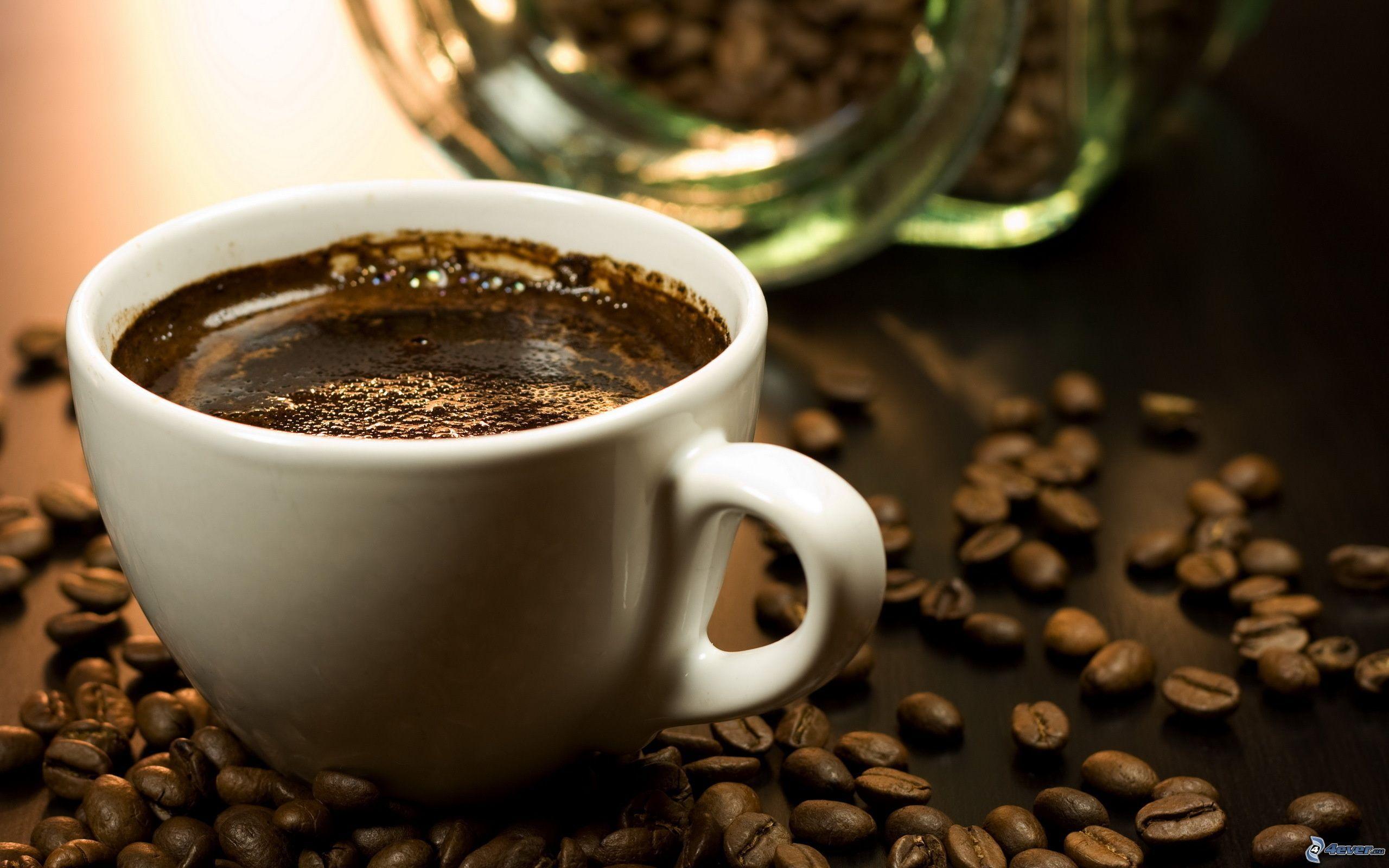 فنجان قهوه Coffee wallpaper