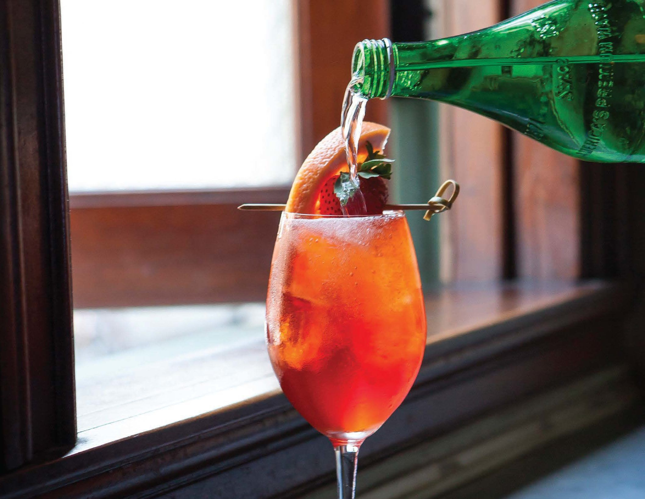 Rivington Punch Aperitif Drinks Cocktail Drinks Recipes Aperitif