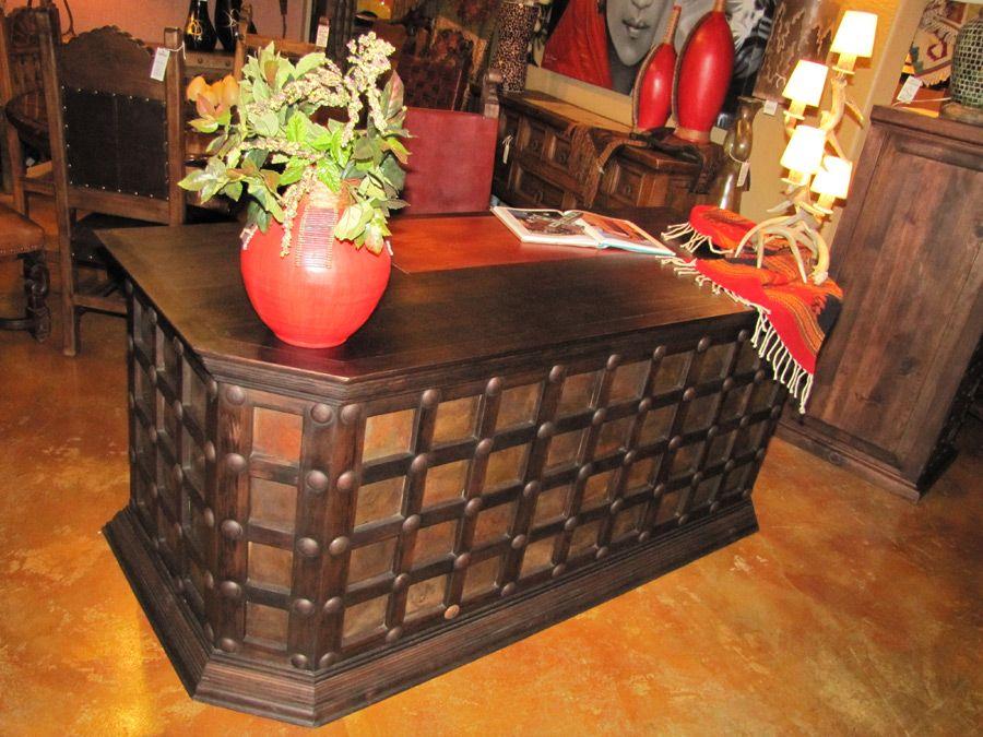 Amit Charbel Desk Furniture Leather Furniture
