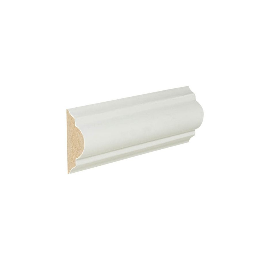 Shop 1 625 In X 8 Ft Mdf Chair Rail At Lowes Com With Images