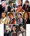 All of the Doctors in their glory!