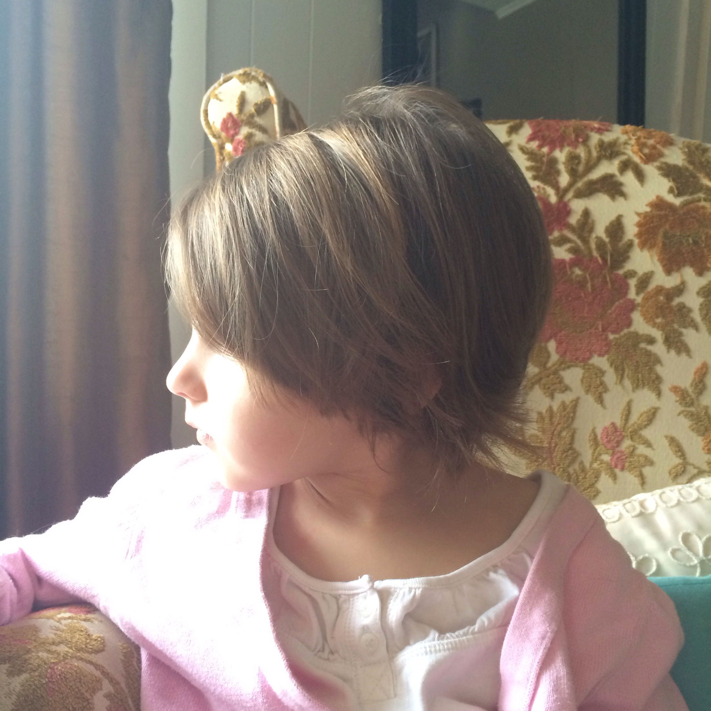 Little girl short haircut hair pinterest