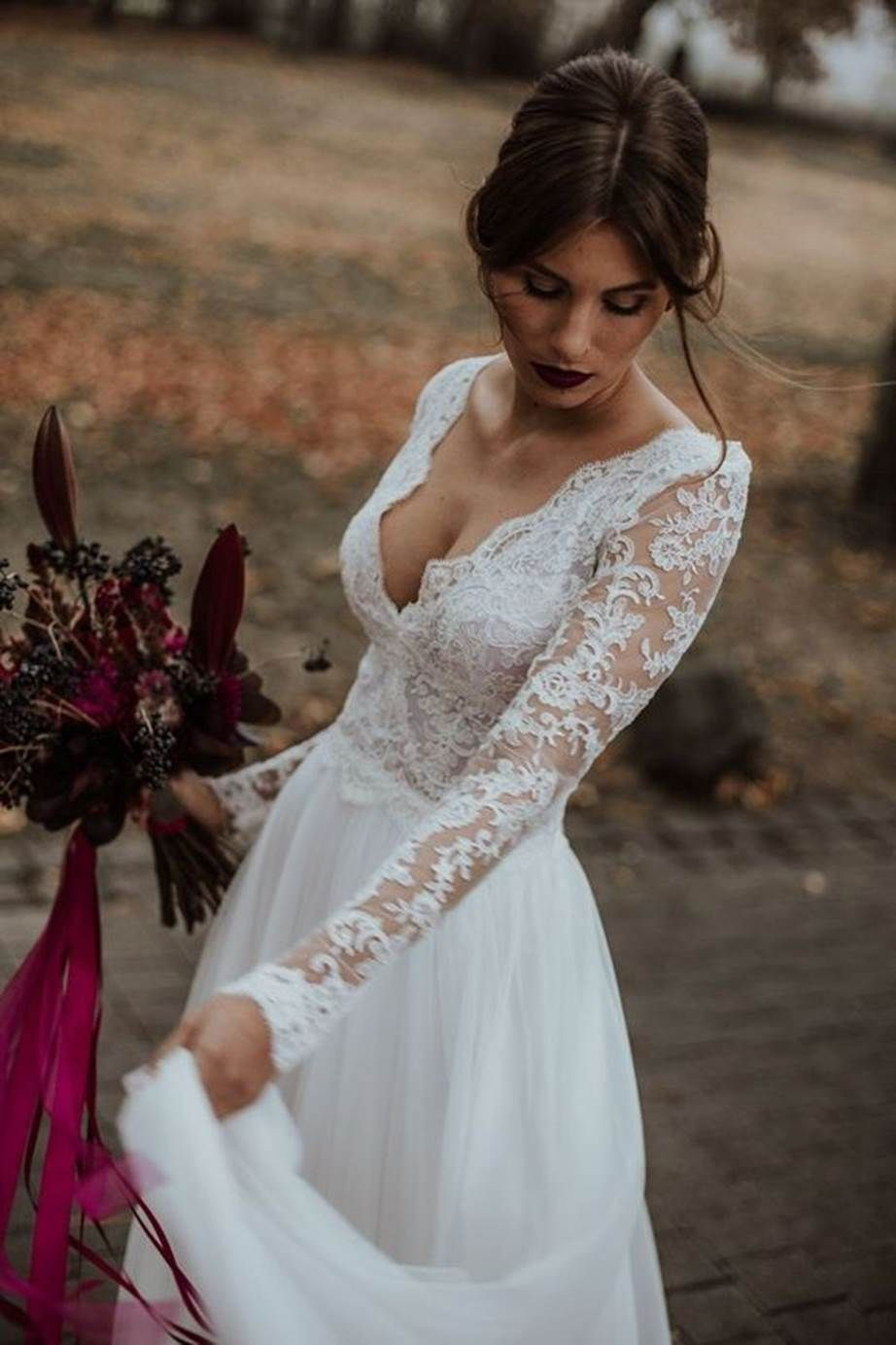 The Most Popular Pinterest Wedding Dress Searches In Each Country Wedding Dress Long Sleeve Wedding Dress Sleeves Wedding Dresses