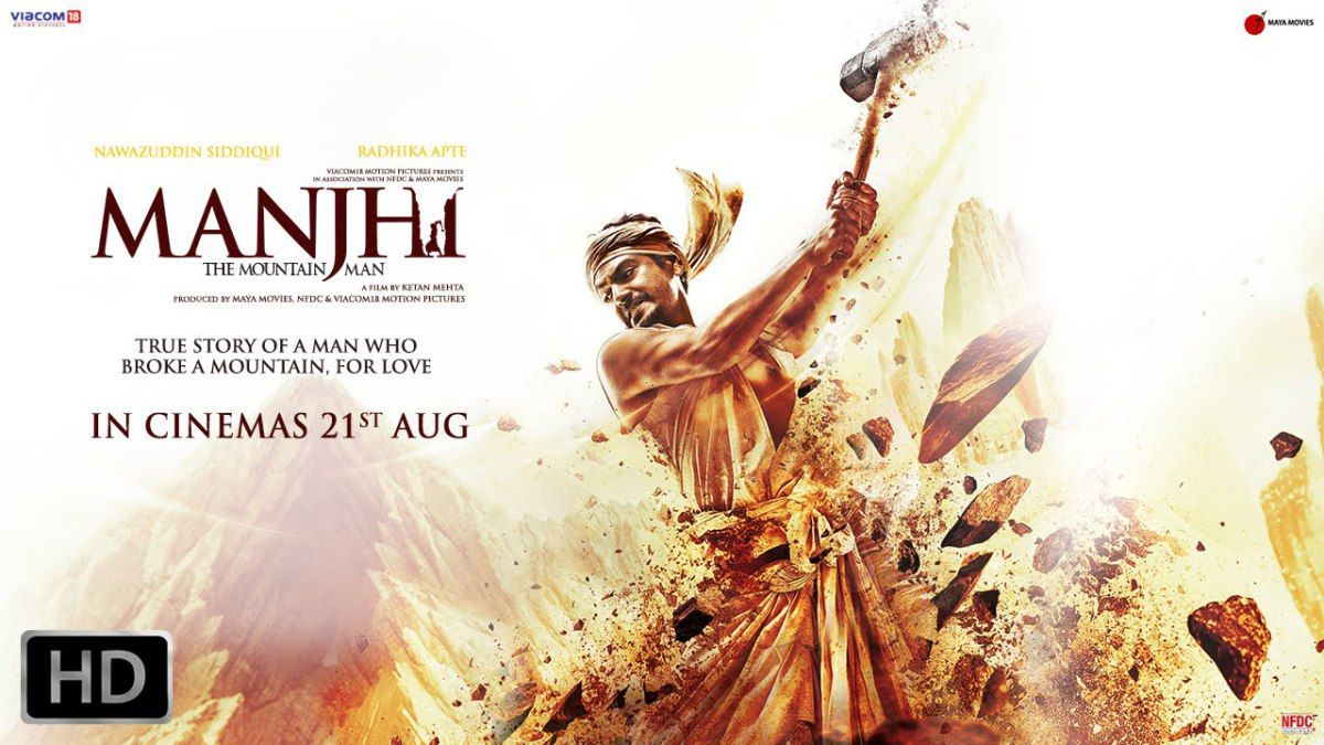 Image result for Manjhi – The Mountain Man official trailer images