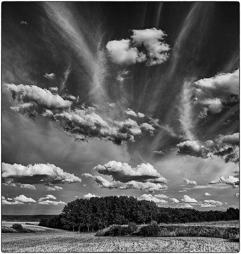 La tierra y el cielo