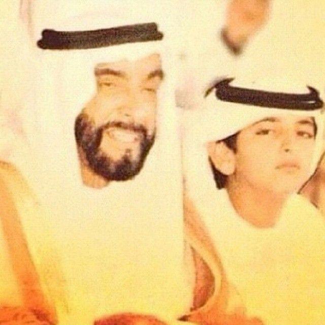 Zayed Bin Sultan Al Nahyan Y Hamdan Bin Mohammed Bin Rashid Al Maktoum History Uae Dubai History