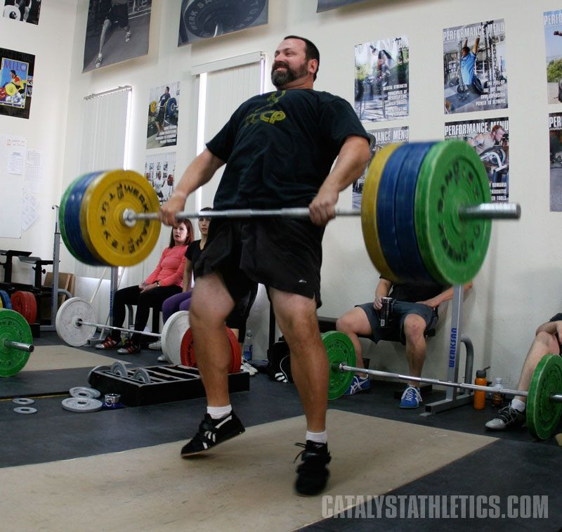 A Masters Weightlifting Program that Worked   Catalyst Athletics