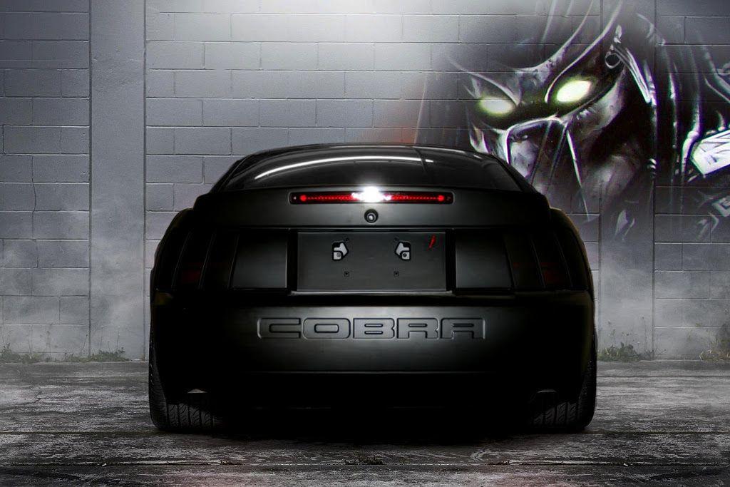 Terminator Mustang Drift