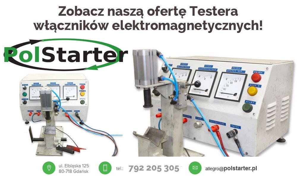 Zobacz Nasza Oferte Maszyn Do Regeneracji Alternatorow I Rozrusznikow Www Sklep Polstarter Pl Electronic Products Electronics Power Strip