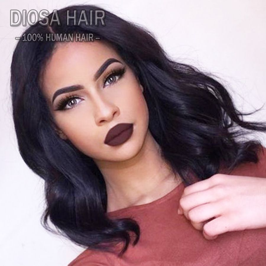 Find more human wigs information about diosa top density short