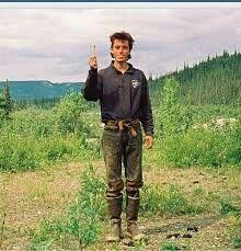 Pin By Jim Denni On Christopher Johnson Mccandles Chri Mccandless Into The Wild Essay