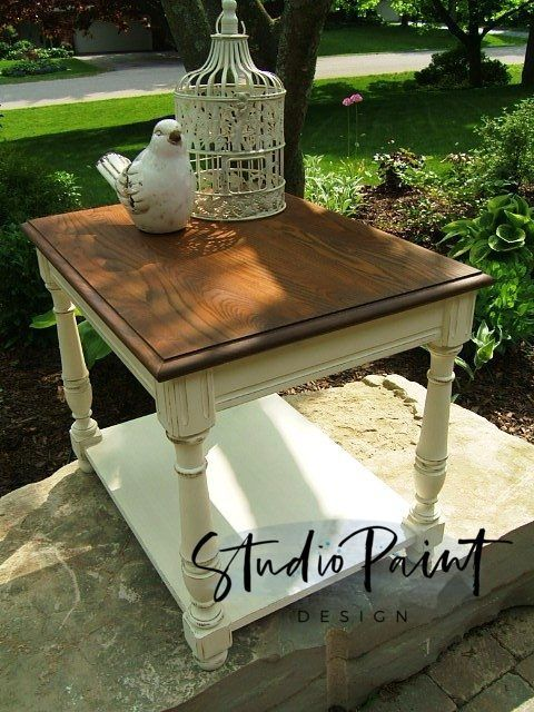 Delicieux Oak End Tables