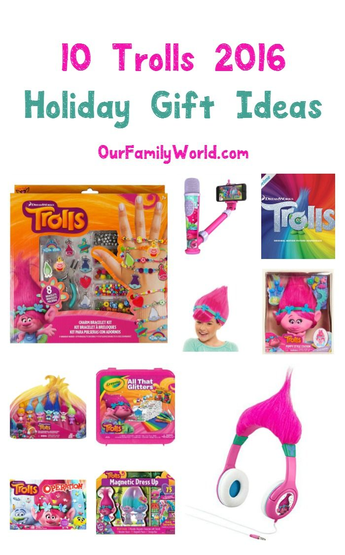 10 awesome trolls toys 2016 for kids ourfamilyworld christmas