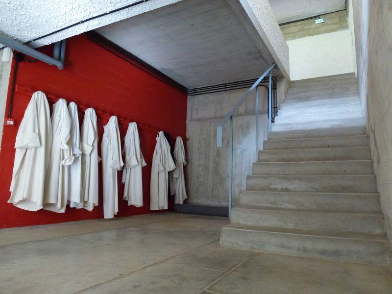Couvent de La Tourette Le Corbusier - Eveux