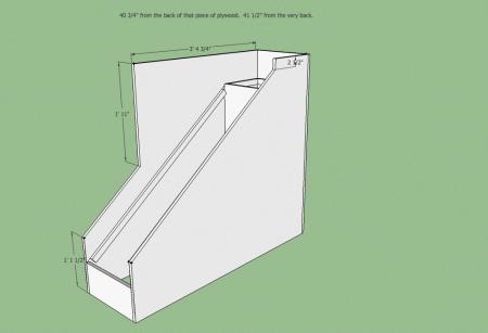 """Best Castle Loft Bed With Slide Diy Instructions For Making Slide """"Bunkbedsdiyplans"""" Castle Bed 400 x 300"""