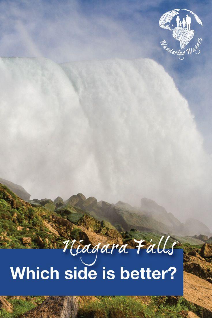 Niagara Falls straddles both Canada and the United States. To explore Niagara…