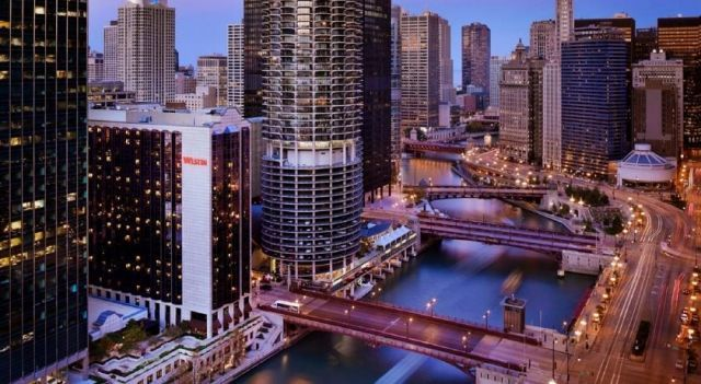 The Westin Chicago River North 4 Star Hotel 95 Hotels