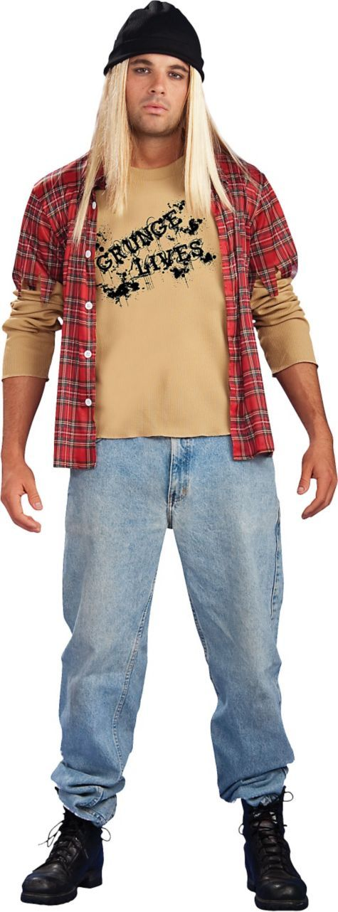 grunge rocker costume for adults party city - 80s Rocker Halloween Costume