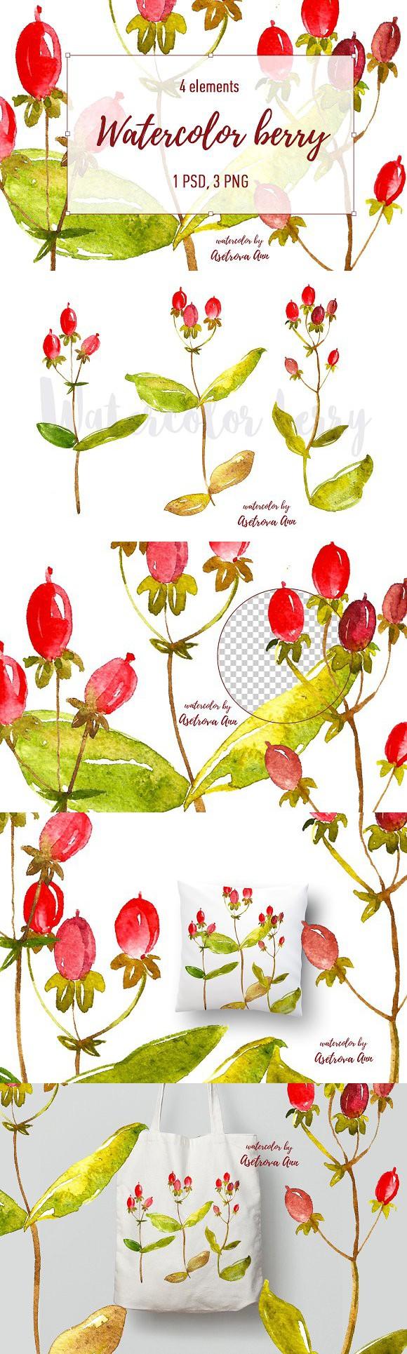 Watercolor berry photoshop textures photoshop textures pinterest