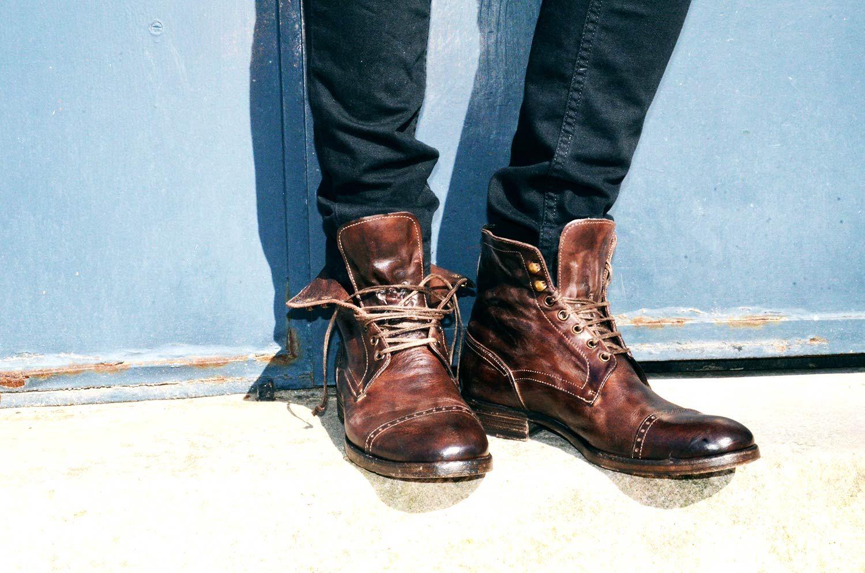 Boots Pete Sorensen - Modèle Détroit