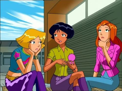 Totally spies the fugitives totally spies dessin anim anim dessin - Dessin anime de totally spies ...