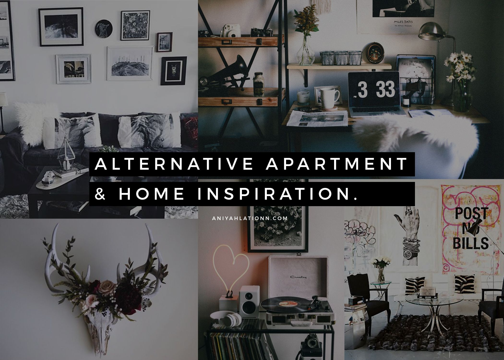 Alternative Apartment Home
