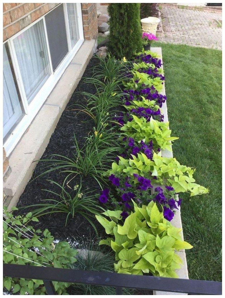 49 Easy And Low Maintenance Front Yard Landscaping Ideas 19