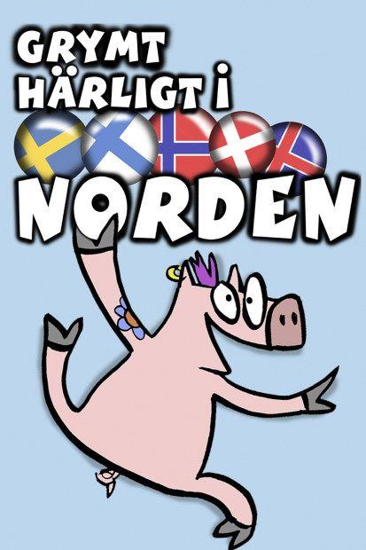 Grisen i serien Grymt härligt i Norden. | Världen | Pinterest