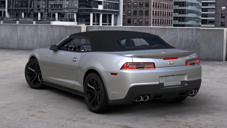 Build Your Own Convertible Sports Car 2014 Camaro Zl1 Chevrolet