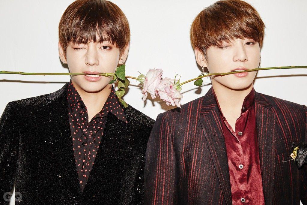 Résultats de recherche d'images pour «Jungkook et V BTS»